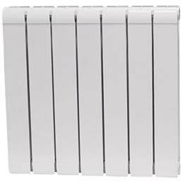 Aluminium Heizkörper Rubino 600 - 5 Segmente - 40cm -