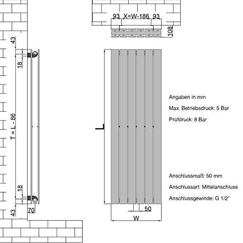 aquabad trapflex badheizk rper saturn typ paneel style. Black Bedroom Furniture Sets. Home Design Ideas