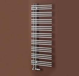 Badheizkörper Handtuchwärmer Zehnder Yucca Premio H:173,6cm x Breite 47,8cm weiß, BO653034 -
