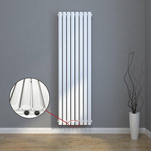 design heizk rper r hren 600x760mm doppellagig badezimmer wohnraum mittelanschluss wei. Black Bedroom Furniture Sets. Home Design Ideas