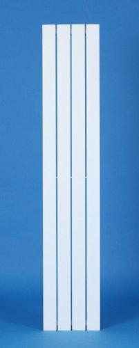 DESIGN PANEELHEIZKÖRPER HEIZKÖRPER BADHEIZKÖRPER 301 X 1800 mm mit Mittelanschluss NEU -