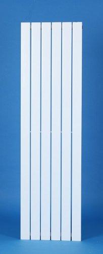 DESIGN PANEELHEIZKÖRPER HEIZKÖRPER BADHEIZKÖRPER 455 X 1800 mm mit Mittelanschluss NEU -