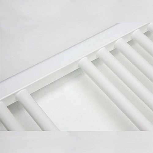 elektro badheizk rper 349 watt h x b 775 x 500mm weiss gebogen anschluss rechts inkl. Black Bedroom Furniture Sets. Home Design Ideas