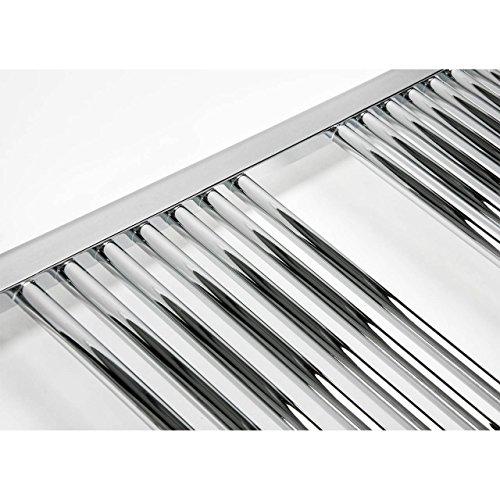 elektro badheizk rper 508 watt h x b 1775 x 500mm chrom gerade anschluss rechts inkl. Black Bedroom Furniture Sets. Home Design Ideas