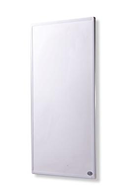 Fern Infrarot Heizung 600 Watt mit Digital- Thermostat - GS zertifiziert vom TÜV Süd München - 30Tage Zufriedenheitsgarantie 5 Jahre Herstellergarantie- Elektroheizung mit Überhitzungsschutz - Überprüft duch deutsche Ingenieurgesellschaft - Infrarotheizung Heizt bis 18m² Raum (abhängig von den Raumbedingungen) - heizt im optimalen Wellenlängenbereich von 8-15µ, Rahmenfarbe ist weiß - P-Serie -