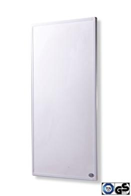 Infrarot Heizung 300 Watt mit Digital- Thermostat - schlichten weißen Rahmen - deutscher Hersteller und vom Tüv Süd GS geprüft -neueste Technologie - 30 Tage Zufriedenheitsgarantie - 5 Jahre Herstellergarantie- Elektroheizung mit Überhitzungsschutz -Überprüft durch deutsche Ingenieurgesellschaft- Fern Infrarotheizung Heizt bis 3-8m² -