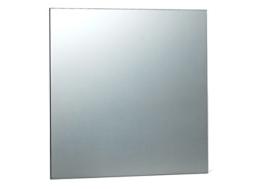 Infrarot Spiegelheizung Badezimmer Rahmenlos Mirrorline TÜV 5 Jahre Garantie (400 Watt, 60x60x2.5 cm) -