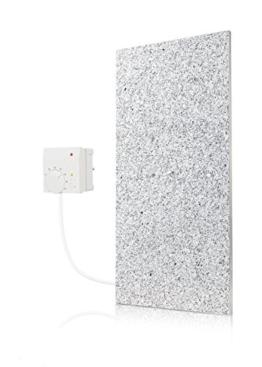 Infrarotheizung 400 Watt mit Thermostat - für Decke und Wand -