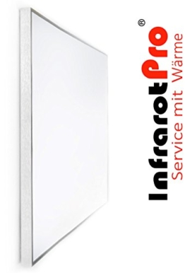 Infrarotheizung 750W mit Digitalthermostat SOMMERANGEBOT InfrarotPro® 7 JAHRE GARANTIE Made in Germany Elektroheizung Elektroheizkörper Infrarotheizkörper -