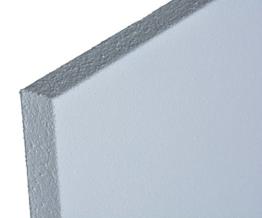 Infrarotheizung ECOSUN E300  Infrarot Heizung 300 Watt Thermocrystal Beschichtung für bessere Abstrahlung Schutzklasse IP44 inkl. Halter für Wand und Decke -
