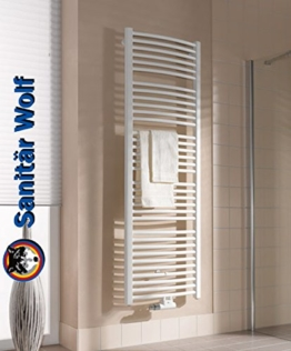 Kermi Basic 1500 x 600 Badheizkörper Handtuchheizkörper -