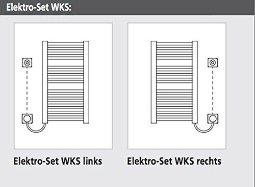 kermi basic r e badheizk rper elektro set wks links 75 x. Black Bedroom Furniture Sets. Home Design Ideas