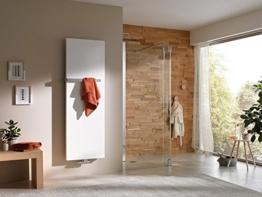 Kermi Rubeo Designheizkörper 67 x 153 cm, weiß RAL 9016, PSS211500702XXK -