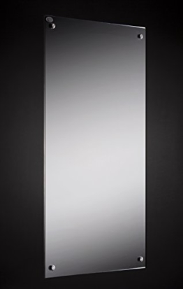 Spiegel Infrarotheizung 300 Watt 60x70cm Infrarot Heiz Spiegel Paneele -