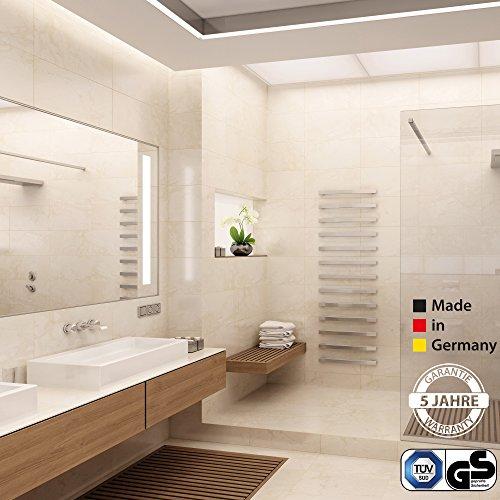 vasner zipris sr led infrarot spiegelheizung seitliches. Black Bedroom Furniture Sets. Home Design Ideas