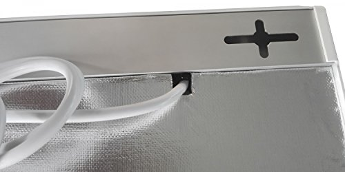 viesta h1200 infrarotheizung carbon crystal neueste. Black Bedroom Furniture Sets. Home Design Ideas